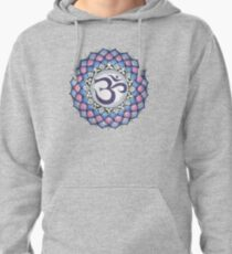 The Crown Chakra Pullover Hoodie