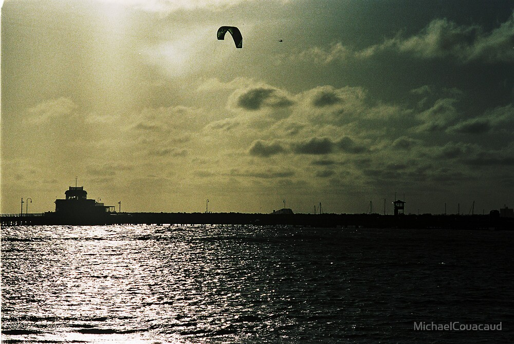 Surf & Sky by MichaelCouacaud