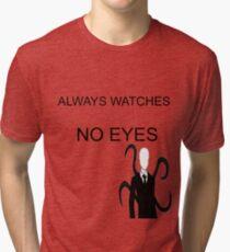 Slenderman Tri-blend T-Shirt