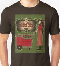 Midgar Flower Shop Unisex T-Shirt