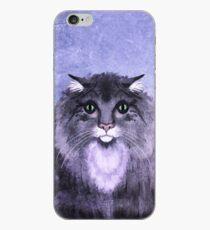 Skog the Norwegian Forest Cat iPhone Case