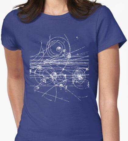 Particle tracks (dark) T-Shirt