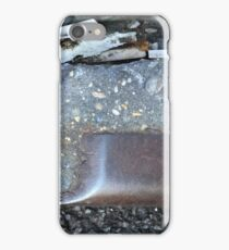 NYC curb iPhone Case/Skin