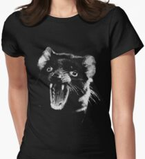 Tasmanian devil Women's Fitted T-Shirt