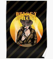 Melody Malone Poster