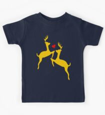 ۞»♥Adorable Jumping Deer Couple Clothing & Stickers♥«۞ Kids Clothes