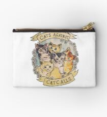 Cats Against Cat Calls Studio Pouch