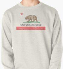 Vintage California Flag Pullover