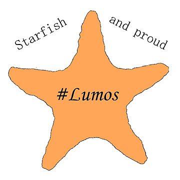 Tessa Netting- Starfish and proud/Lumos by luvlijubli