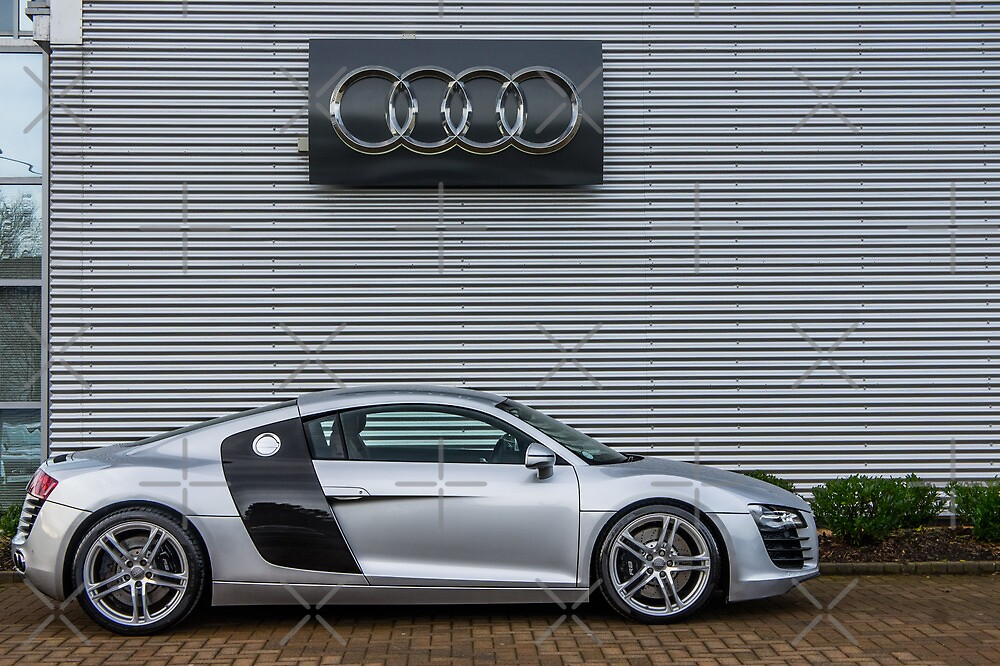 Audi R8 by AndrewBerry