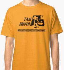 Taxi Driver (black) Classic T-Shirt