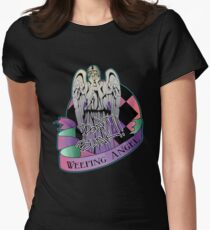 Weeping Angel Women's Fitted T-Shirt