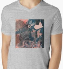 Baroque Dance Flight Mens V-Neck T-Shirt