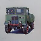 AEC Matador BRS. by Mike Jeffries
