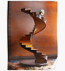 Stairway to — Who Knows Where? Poster