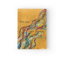 New Year / New Journey Hardcover Journal