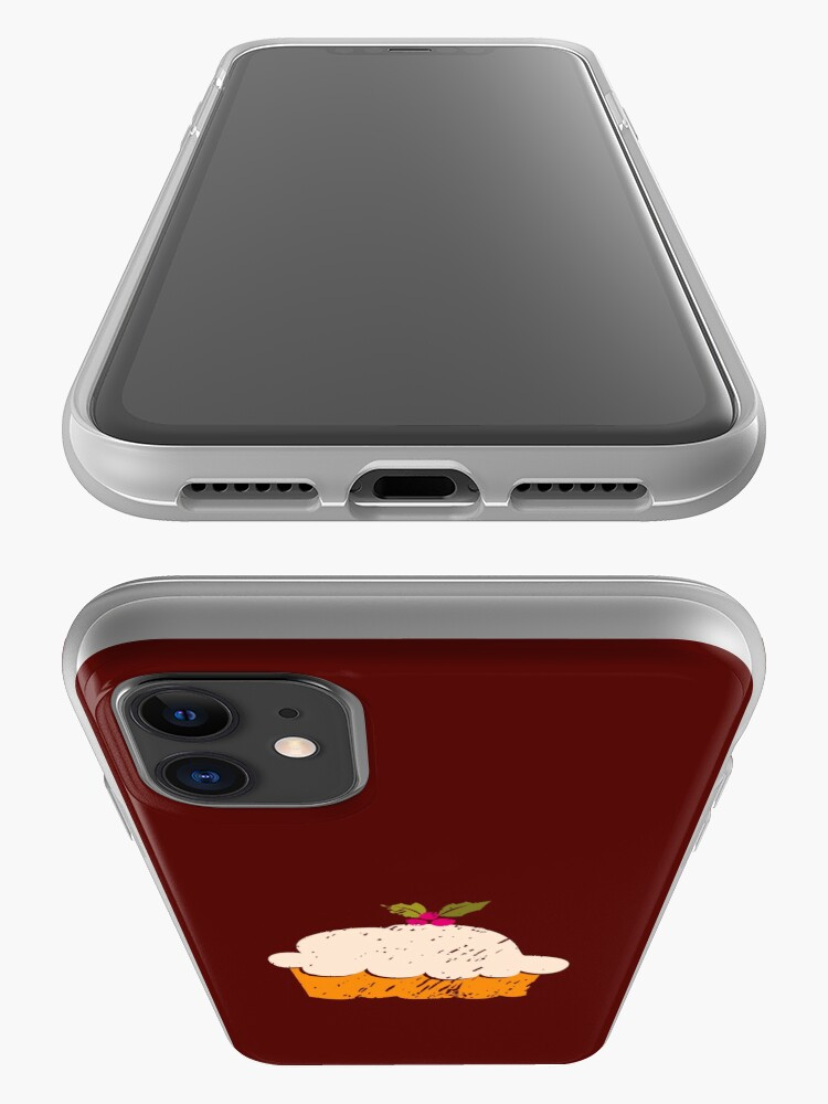 Alternate view of Sweet Cupcake iPhone Case & Cover