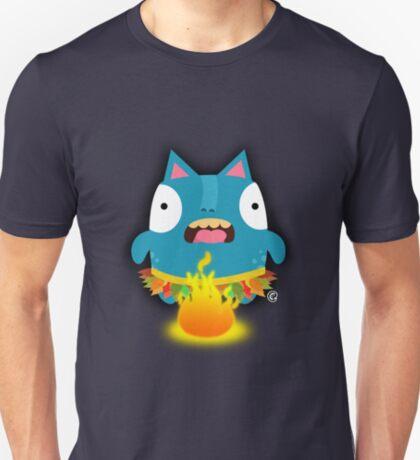 Tribal Cat T-Shirt