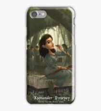 Kumander Liwayway - Rejected Princesses iPhone Case/Skin