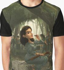 Kumander Liwayway - Rejected Princesses Graphic T-Shirt