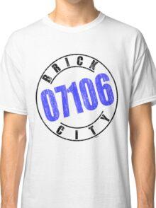 'Brick City 07106' Classic T-Shirt