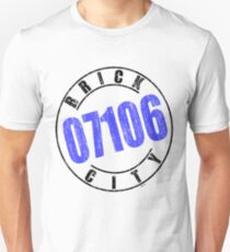'Brick City 07106' T-Shirt