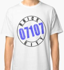 'Brick City 07107' Classic T-Shirt