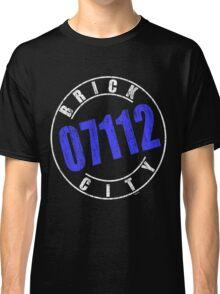 'Brick City 07112' (w) Classic T-Shirt