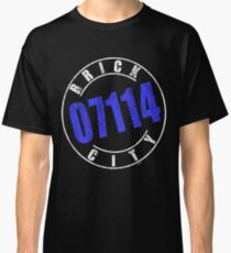 'Brick City 07114' (w) Classic T-Shirt
