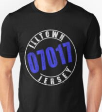 'Illtown 07017' (w) T-Shirt