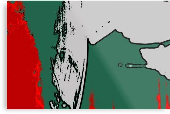 Red + Green by Benedikt Amrhein