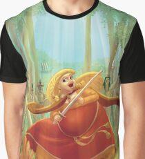 Freydis Eiriksdottir - Rejected Princesses Graphic T-Shirt