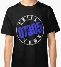 'Chilltown 07305' (w) Classic T-Shirt