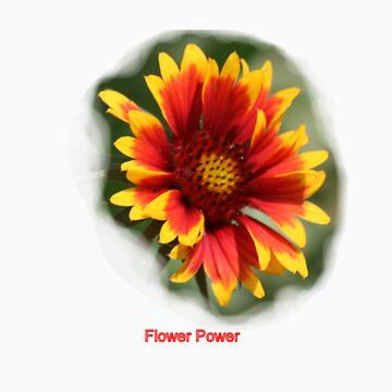 Flower Power 1 by ArtistDCB