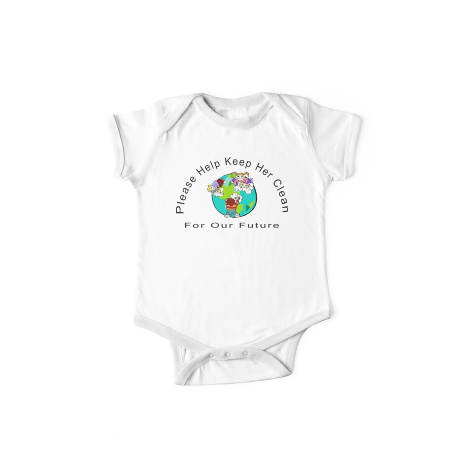 Earth Day Please Keep Her Clean by HolidayT-Shirts