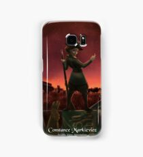 Constance Markievicz - Rejected Princesses Samsung Galaxy Case/Skin