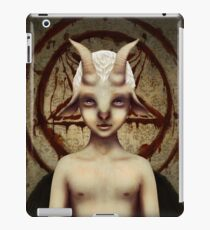 PETIT BAPHOMET iPad Case/Skin