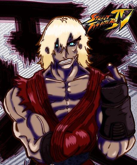 The Return of Violent Ken by rayme3000