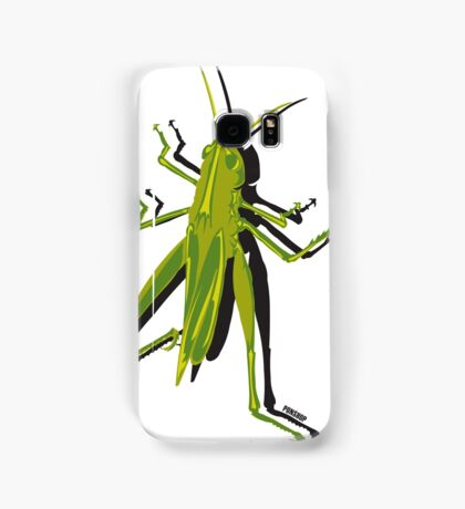 Grasshopper #1 Samsung Galaxy Case/Skin