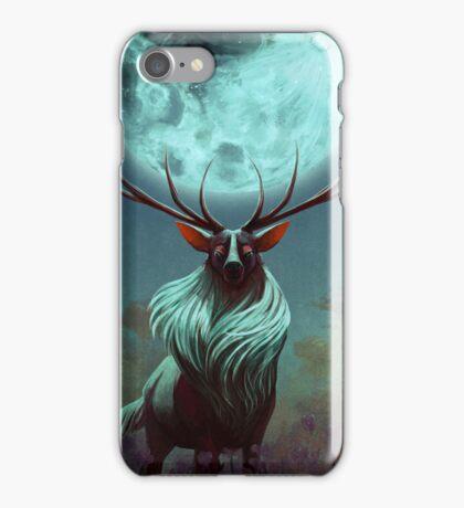 Night Prince iPhone Case/Skin