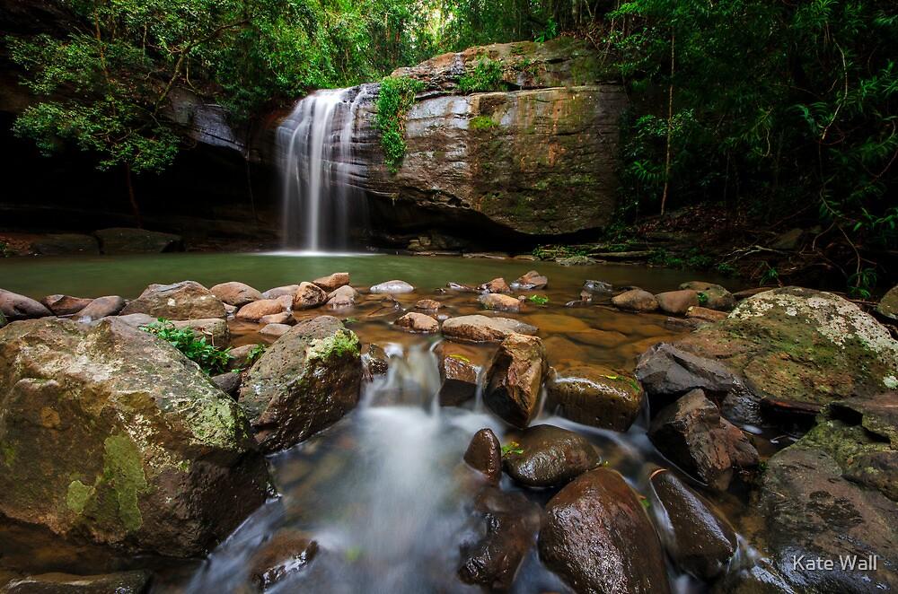 Serenity Falls - Buderim by Kate Wall