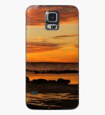 Seasmoke at Dawn Case/Skin for Samsung Galaxy