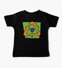 Earth Day Recycle Baby Tee