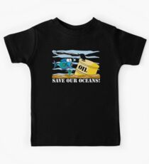 Save Our Oceans Earth Day Kinder T-Shirt