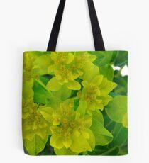 Yellow levity Tote Bag