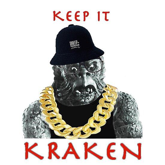 KEEP IT KRAKEN by Sheep-n-Wolves