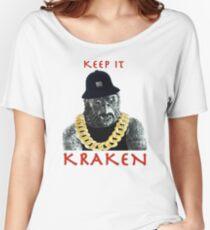 KEEP IT KRAKEN Women's Relaxed Fit T-Shirt