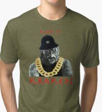 KEEP IT KRAKEN Tri-blend T-Shirt