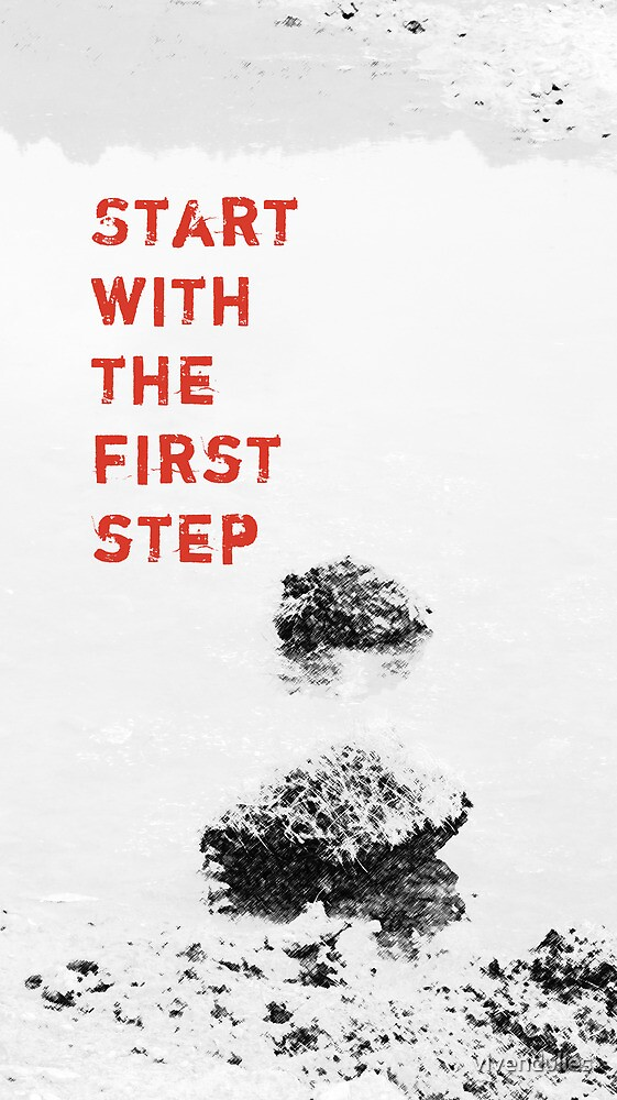 The First Step  VRS2 by vivendulies
