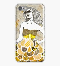 The Yellow Dress iPhone Case/Skin